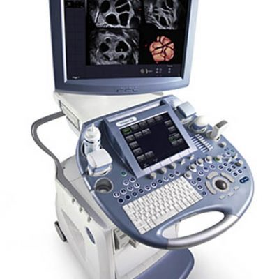Ge Voluson e8 4D ultrasound machine