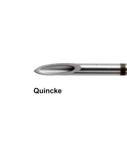 Quincke spinal needle
